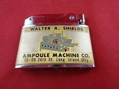 Party City Ny Ny (Vintage Machine Company, Long Island City, NY advertising LIGHTER Dundee)