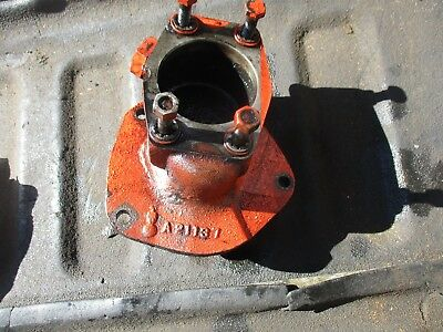 1965 930 Case Diesel Farm Tractor Fuel Injector Pump Drive Gear Housing A 21137