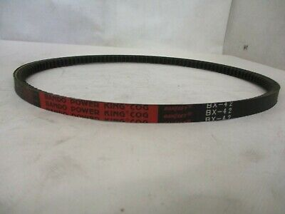 New Bando Power King Bx-42 Cogged Belt