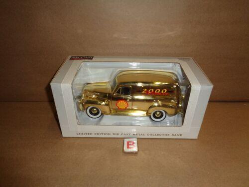 1952 CHEVY PANEL VAN BRONZE FINISH SHELL MILLENNIUM 2000 Liberty Classic 23511 B