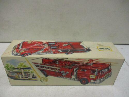 1970 Hess Firetruck 10/12