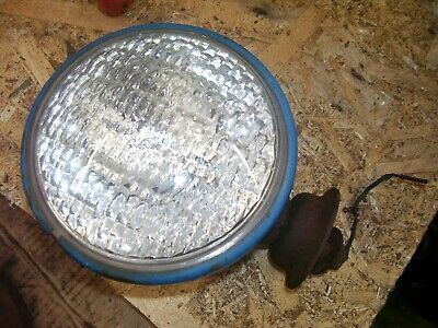 Vintage Ford 850 Gas Tractor -5 Headlight Mount Bolt - Works- 1955
