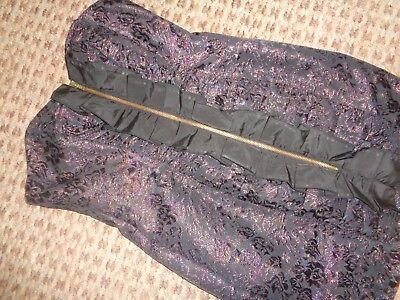 RIVER ISLAND-LADIES DRESS size 12 PARTY BODYCON STRETCH BALL COCKTAIL OCCASION