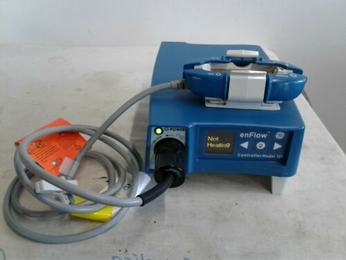 GE enFlow 121 Controller with Fluid Blood Warmer