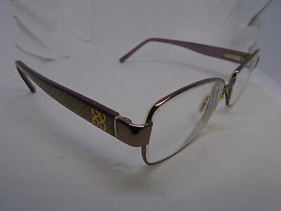 COACH Womens Eyeglasses LOUISE 1009 TAN 50-15-135 Rx Flex Hinge Glasses Frames ()