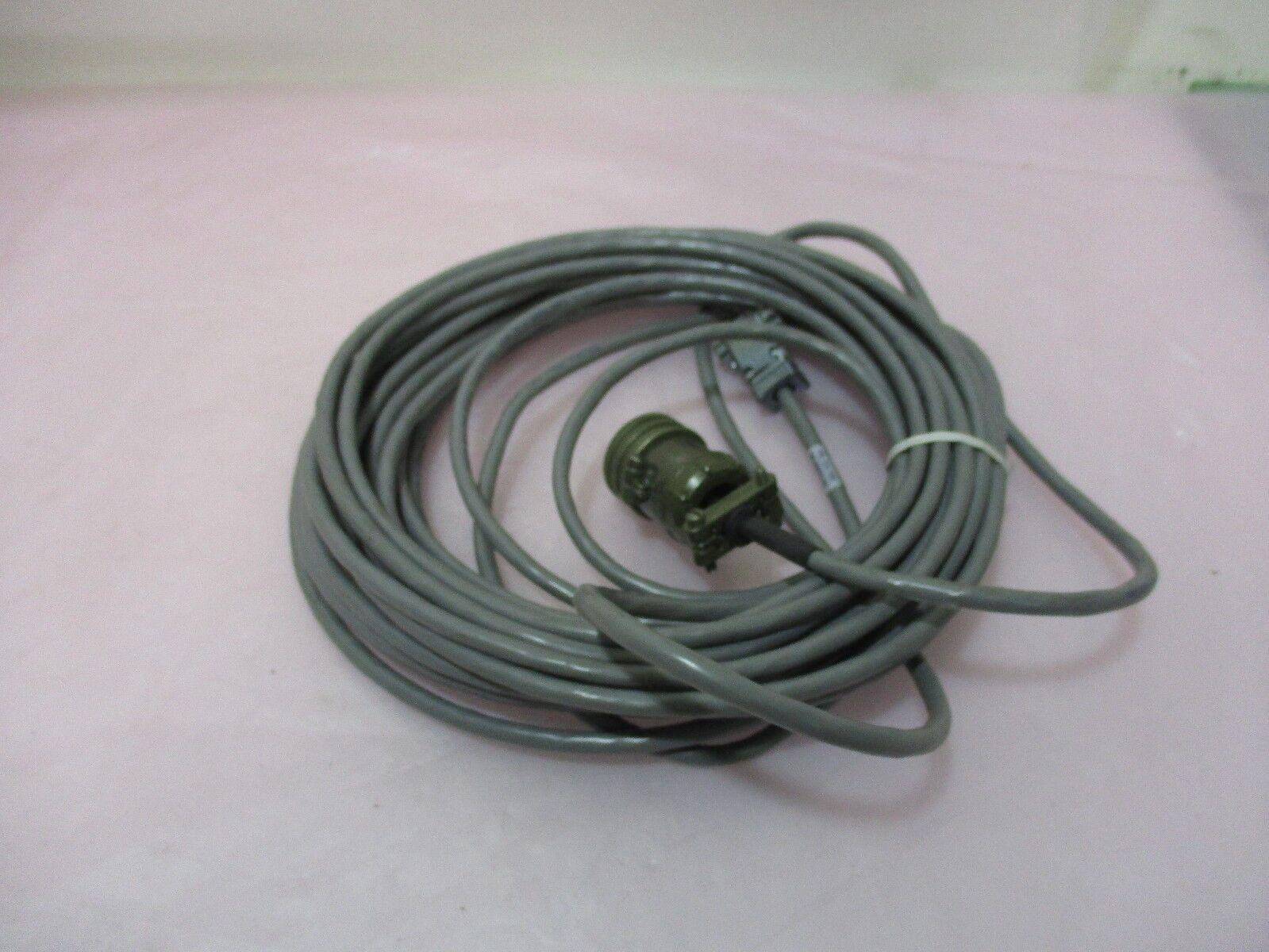Novellus 03-00075-02, Cable Assembly, CA100, 45ft, J20 CA-100, PH/L 4106. 418005