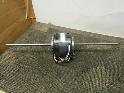 Century 322p218 3m748 110115120 Hp Double Shaft Ac Motor 230v 1ph 1550rpm