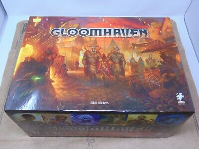 Gloomhaven Third Printing Board Game Sealed New