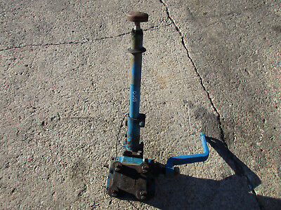 Ford 1000 Tractor Original Manual Steering Box