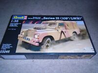 LCM3 /& 4x4 Offroad Vehicle Militär Bausatz 1:35 NEU//OVP Revell 03000 D-Day Set