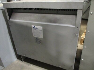 Acme 30 Kva 3 Phase 480x120240v Delta High Leg Transformer- T1416