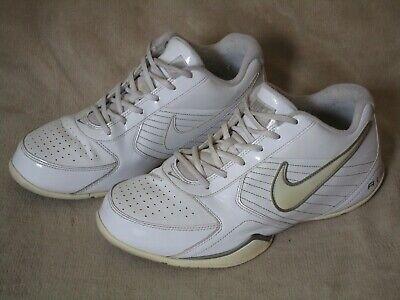 Nike Air Baseline Low Sz 11 - EU 45 - Men's Basketball Shoes White 386240-111