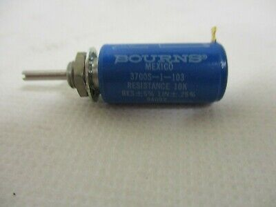 New Bourns 3700s-1-103 Potentiometer 10k