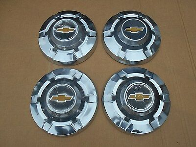1973 74 75 76 77 Chevy C20 3/4 ton stainless truck pickup van dog dish hubcaps