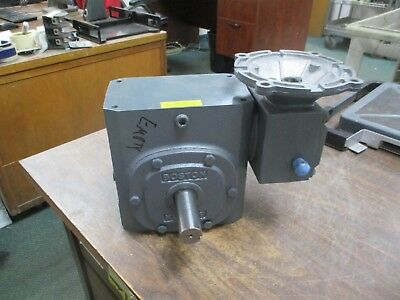 Boston Gear Reducer Fwc726-150-b5-j Ratio 1501 No Box No Key New Surplus