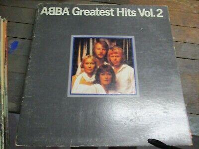 ABBA Greatest Hits Vol II  w/sleeve
