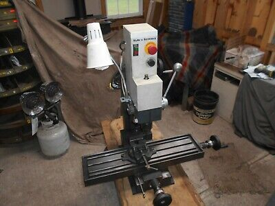 Milling Machine Wabeco Bench Top German Made Milling Machine Jewelers Tooling