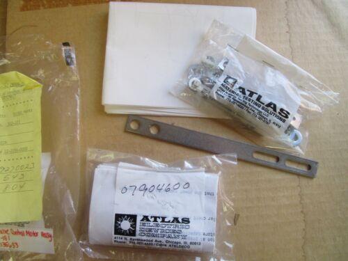 Atlas Air Valve Control Motor Assembly 302-1E1 07-9000-02 3021E1