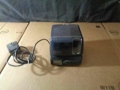 Amano Pix 15 Time Clock W Key W Power Cord
