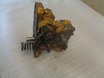 John Deere 1010 Crawler- Dozer. Hydraulic Reverser Accumulator Housing Assembly