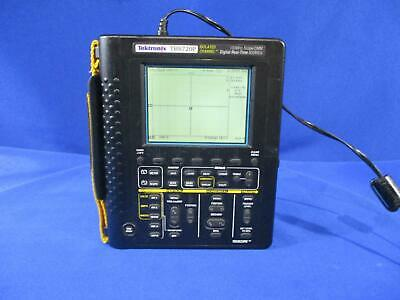 Tektronix Ths720p Handheld Digital Oscilloscope Dual Channel Bandwidth 100 Mhz