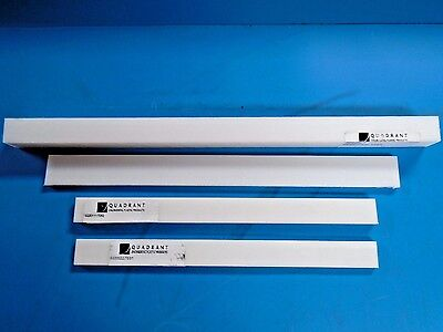 """DELRIN 3//8/"""" DIA 12/"""" LONG ROD WHITE FOR SALE!! 3070W"""