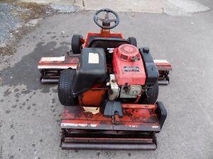 Allen National/Mountfiekd 3 Gang/Cylinder Mower-Honda Engine