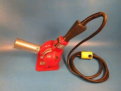 Used Master Appliance Hg-751a-20 Electric Heat Gun Min Temp 750 Deg F Raychem