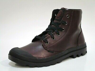 Palladium Men's Pampa Hi Leather Boots,Brand New