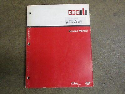 International Harvester 544 2544 Tractor Service Repair Manual
