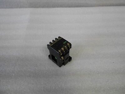 Fuji Electric Magnetic Contactor, # SRC3631-02 (3a1b), 110V Coil, Used