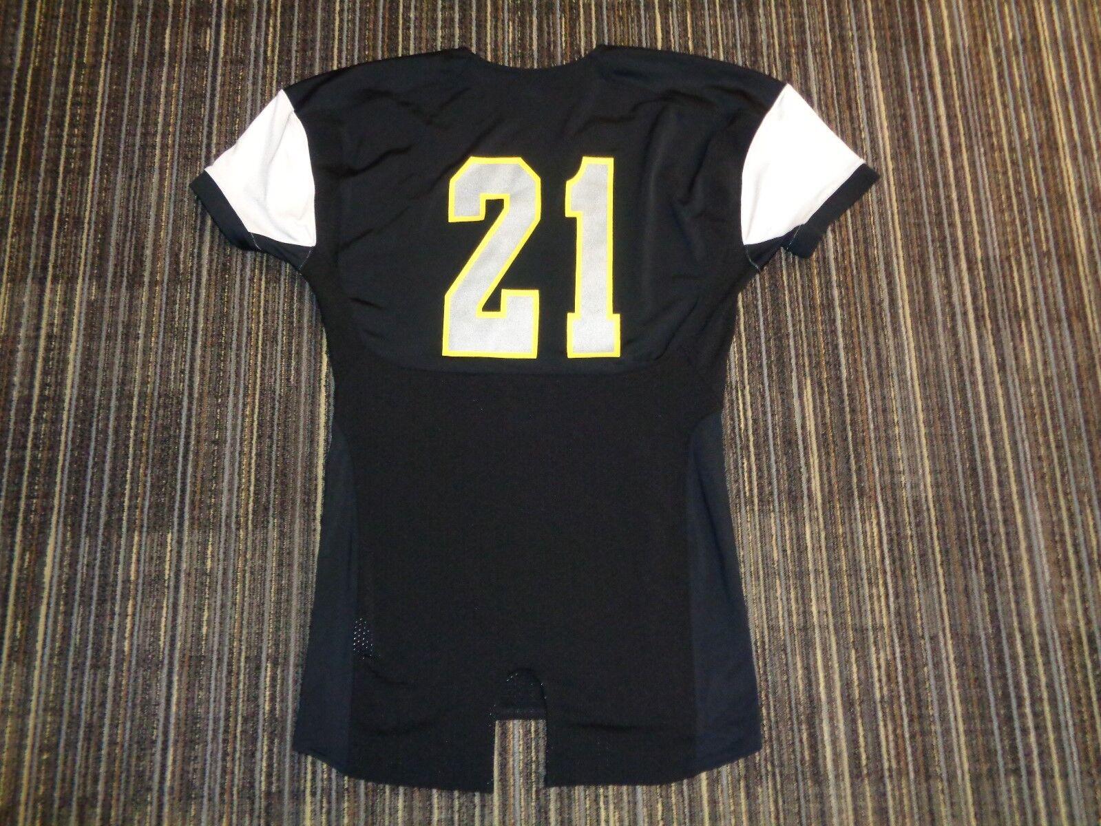 NEW LaMICHAEL JAMES OREGON DUCKS NIKE BLACK NCAA COLLEGE GAME FOOTBALL JERSEY  - $39.99