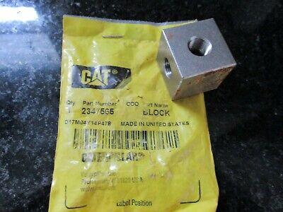 234-7565 Cat Caterpillar Motor Grader Block 2347565
