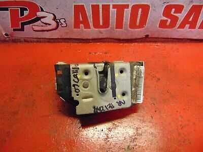 10 09 08 07 Dodge Caliber RT passenger right rear door latch power lock actuator segunda mano  Embacar hacia Mexico
