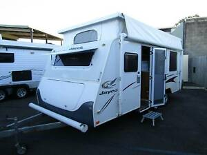 2007 Jayco Sterling 17.55-7. SN2235 Pialba Fraser Coast Preview