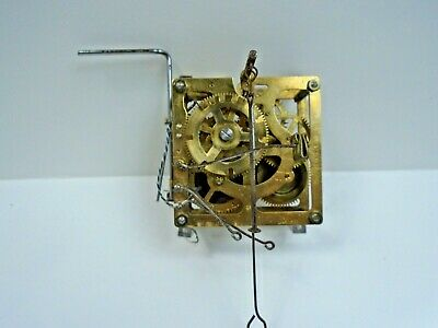 Lyre #66 G.M.angem Cuckoo Clock Movement (FOR RESTORATION or PARTS ONLY)