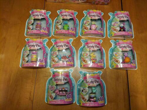 Twisty Petz Treatz Series 4 OR Babies Series 3 1 Set Toy Pack Spin Master NIB