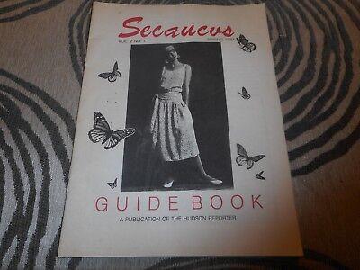 Vintage Secqucus Guide Book Spring 1987