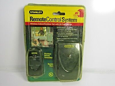 Stanley remote control system Outdoor Receiver 50 Foot Range (Stanley Remote)