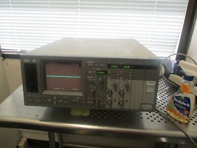 Nicolet Model 430. 4 Channel Digital Digitizing Oscilloscope
