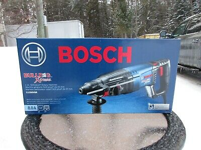New Bosch 11255vsr 1 Sds-plus Bulldog Xtreme Rotary Hammer Drill