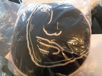"""Pottery Barn Teen Isabella Rose Taylor Portrait Pillow 14"""" New"""