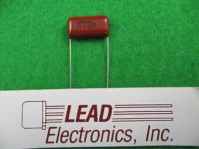Nichicon Qxn2e394ktp Capacitor Polyester Film .39uf 250v 10 Radial Lead