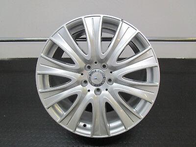 Orig Mercedes S Klasse W222 Alufelge 18 Zoll 8J x 18 A2224010902 S412/4