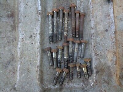 Ford Tractor 801-841-861-641 Hydraulic Top Cover Mount Bolts