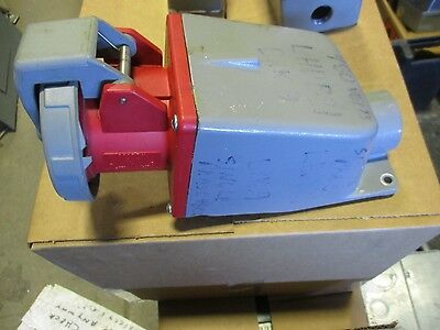 Hubbell 360r7w 60 Amp 480vac Pin And Sleeve Receptacle W Back Box