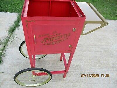 Popcorn Machine Cart Only Nostalgic Electrics