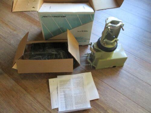 Vintage Archerotor Antenna Rotator Wired 15-1225B Television FM HAM CB Radio NOS
