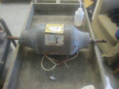 Baldor Model 8107wd Grinder Buffer Motor.