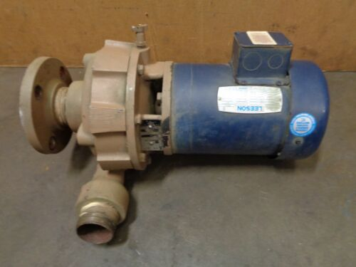 "SCOT KWE52 2-1/2""X2"" CENTRIFUGAL PUMP 6.0 DIA.1HP 208-230/460V 3PH 1425RPM"